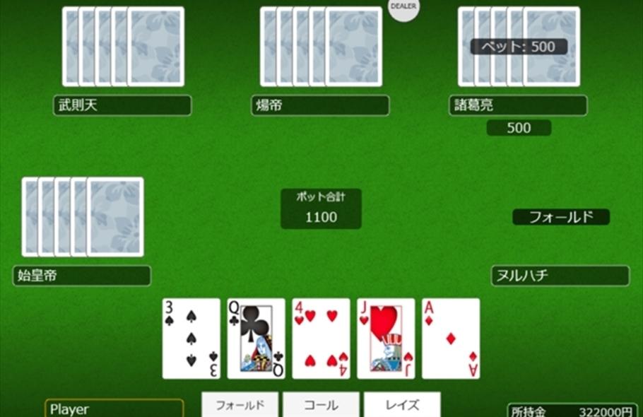 ポーカーの基本「レイズ」を解説!利用に適したタイミングと効果をご紹介サムネイル